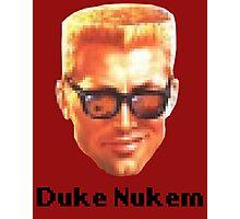Duke Nukem PixL Photographic Print