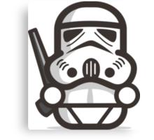 Mr Trooper Canvas Print