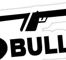 Five_bullets Sticker