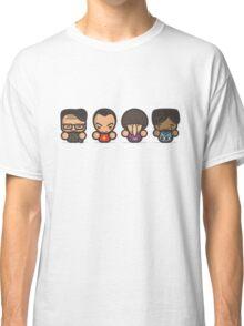 Mr Big Bang Theory Classic T-Shirt