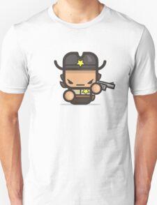 Mr Rick walking Unisex T-Shirt