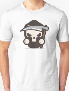 Mr Death skull Halloween T-Shirt