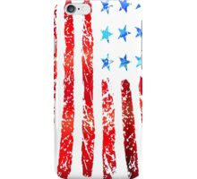 flag of freedom iPhone Case/Skin