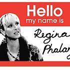 Regina Phalange - FRIENDS Inspired by Katy177
