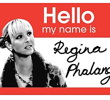 Regina Phalange - FRIENDS Inspired by Katy177