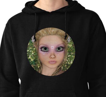 Little Fairy Pullover Hoodie