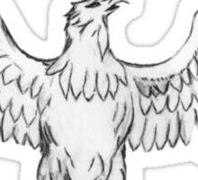 Aquile: Roman Standard of the Legions Sticker