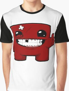 Super Meat Boy Graphic T-Shirt
