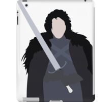 A Crow in the Snow iPad Case/Skin