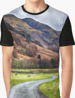 Langdale Valley Graphic T-Shirt
