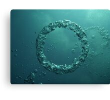 Halo From The Deep Canvas Print
