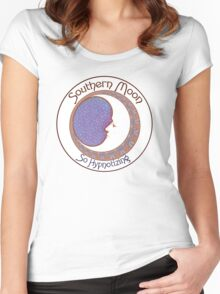 Southern Moon Women's Fitted Scoop T-Shirt