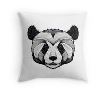 Panda Deep totem Throw Pillow