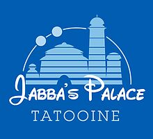 Jabba's Palace by sebisghosts