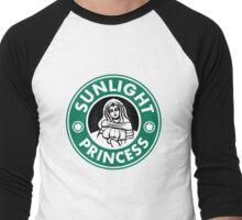 Sunlight Princess ! Men's Baseball ¾ T-Shirt