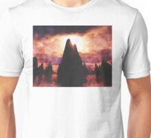 Fire Mountains Unisex T-Shirt
