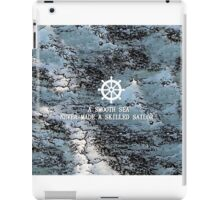 Sea sailor iPad Case/Skin