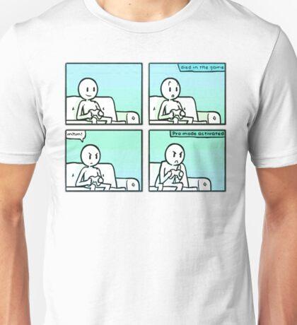 Gamer-Mode Unisex T-Shirt