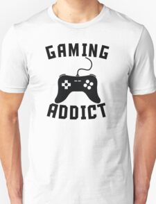 Gaming Addict Unisex T-Shirt
