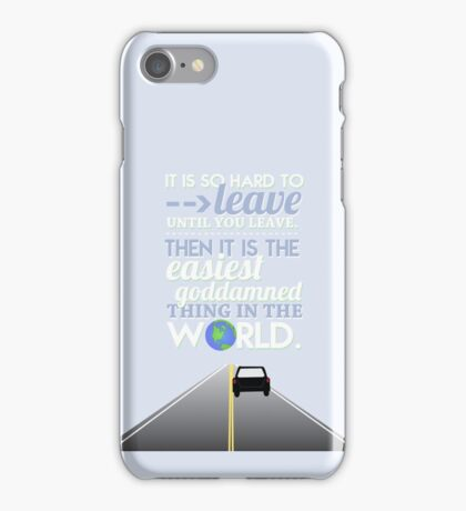Paper Towns iPhone case iPhone Case/Skin