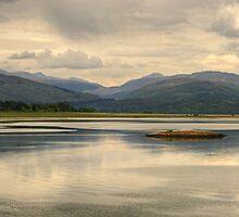 Ben Nevis To Glencoe by Jamie  Green