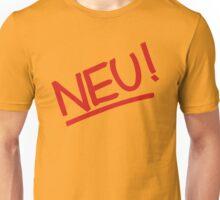 Neu! (red) Unisex T-Shirt
