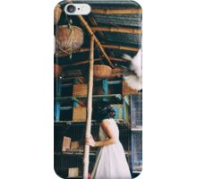 her birds iPhone Case/Skin