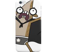 Rigby Batman iPhone Case/Skin
