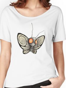Buuuu Moonlight Monster firefly Women's Relaxed Fit T-Shirt