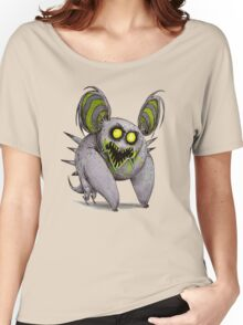 Buuuu Moonlight Monster koala Women's Relaxed Fit T-Shirt