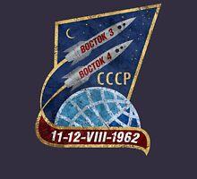 CCCP Boctok 3 & 4 1962 Unisex T-Shirt