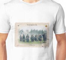 Outlander/Prestontpans stamp Unisex T-Shirt