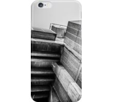 Concrete sky V iPhone Case/Skin