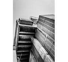 Concrete sky V Photographic Print