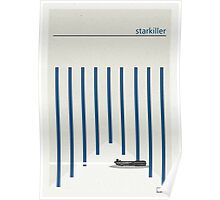 Starkiller Base - minimal design Poster