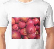 Necterines ... Prunus persica Unisex T-Shirt