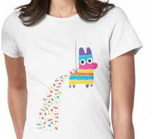 How Candy Is Made Womens Fitted T-Shirt