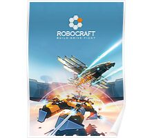Robocraft Eagle and Wraith Poster