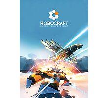 Robocraft Eagle and Wraith Photographic Print