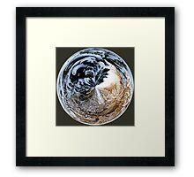 Tanglement Framed Print