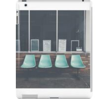 Waiting Area iPad Case/Skin
