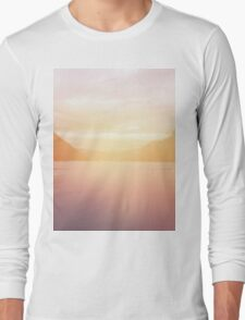 landscape 01 Long Sleeve T-Shirt