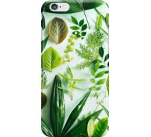 Foliage 2 iPhone Case/Skin
