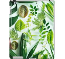 Foliage 2 iPad Case/Skin