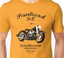The Harley FL Panhead Unisex T-Shirt