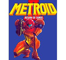 Metroid 2 Photographic Print