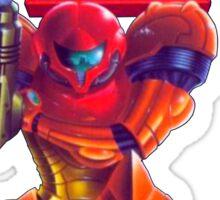 Metroid 2 Sticker