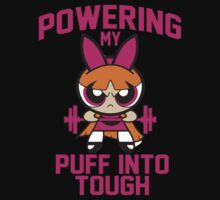 Powering My Puff Girl by onyxdesigns
