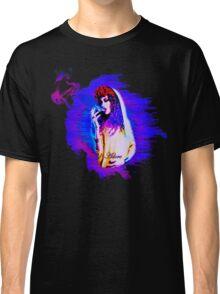 Adore Blue Classic T-Shirt