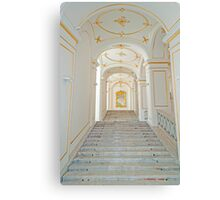Palace stair. Canvas Print